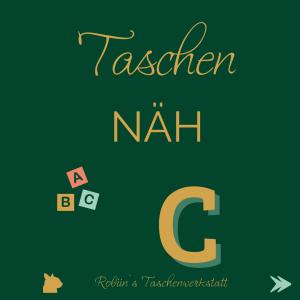 TaschenNÄH ABC - C