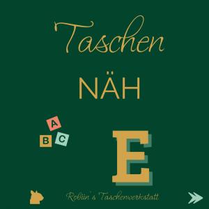 TaschenNÄH ABC - E