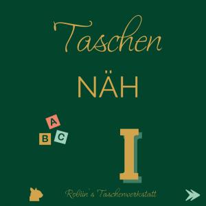 TaschenNÄH ABC - I