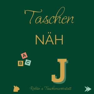 TaschenNÄH ABC - J