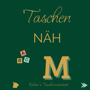 TaschenNÄH ABC - M