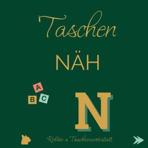 TaschenNÄH ABC - N