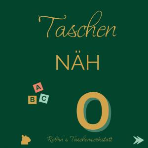 TaschenNÄH ABC - O